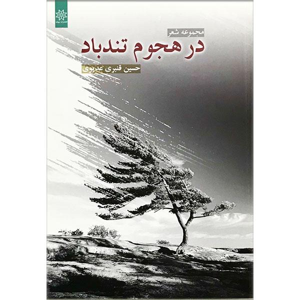مجموعه شعر در هجوم تندباد-حسین قنبری عدیوی